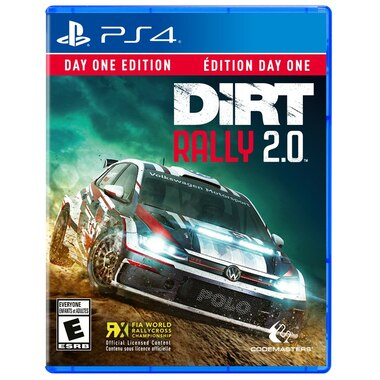 DIRT RALLY 2.0 (DAY 1 EDITION) | PS4