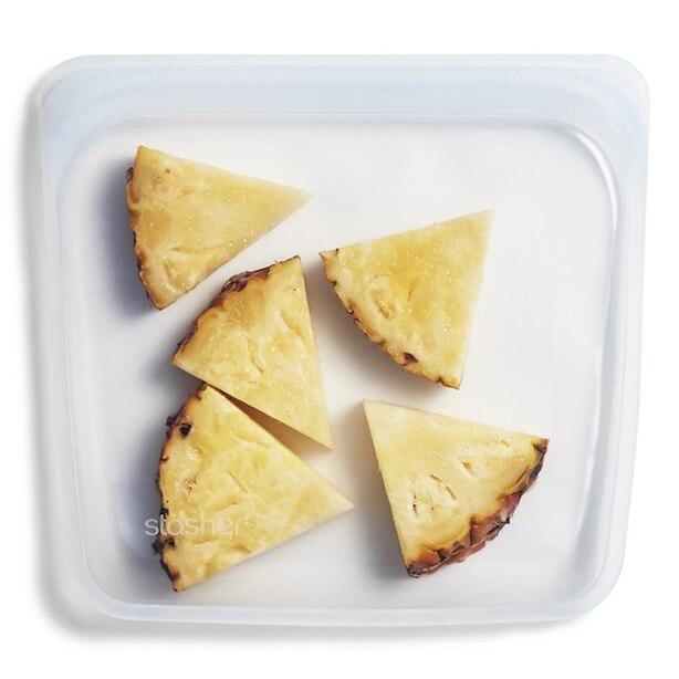Sac à sandwich Stasher  15 oz, Clair