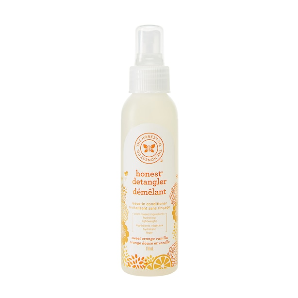 The Honest Company Conditioning Detangler - Sweet Orange Vanilla