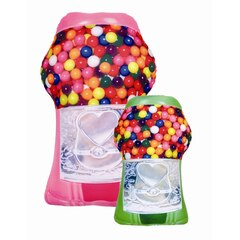 Iscream Gumball Machine Microbead Pillow, Scented