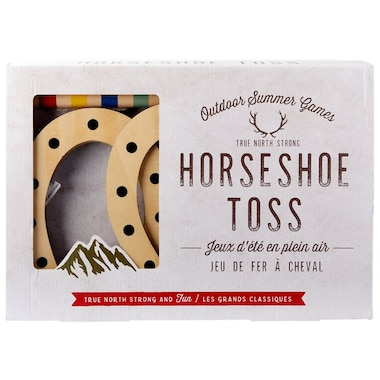Outdoor Games - Horseshoe Toss