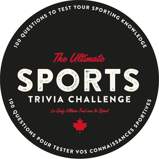 100 Questions - Sports Trivia Pack