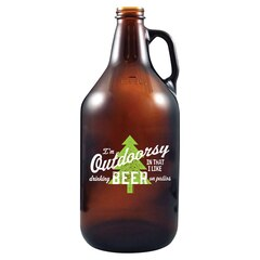 GROWLER - OUTDOORSY BEER