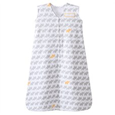Couverture portable SleepSack® Elephant Grey 0,5 TOG Small 0-6 mois
