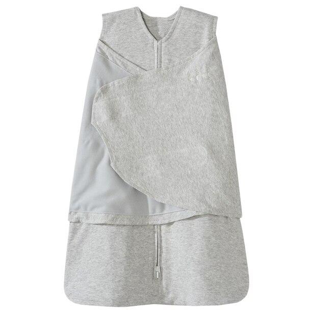 HALO® SleepSack® Swaddle Cotton, Heather Grey, Newborn
