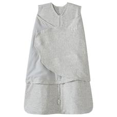 Coton à langer SleepSack®, gris chiné, nouveau-né