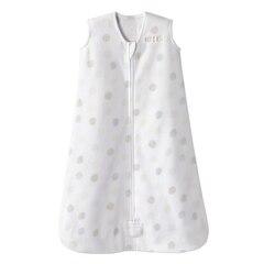 Halo® Sleepsack® Wearable Blanket 100% Micro-Fleece White Sketch Dot 18 to 24 Months