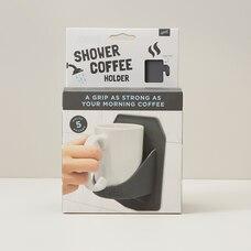 JOESKI SHOWER COFEE MUG HOLDER GREY