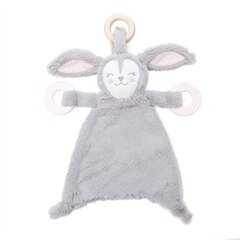 SECURITY BLANKET LOVEY PLUSH, HARRIET THE HARE