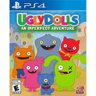 UGLYDOLLS: AN IMPERFECT ADVENTURE | PS4