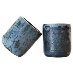 Soapstone Shot Glass - Straight - Set of 2