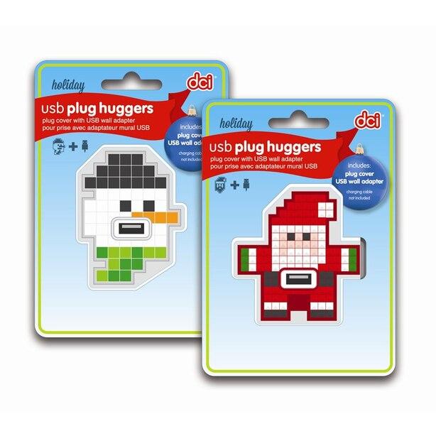Holiday Plug Huggers