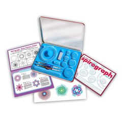 Spirograph Design Set In A Tin