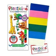 Plasticine 6 Color Pack