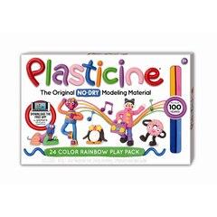 Plasticine 24 pack