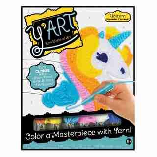 Y'Art Craft Kit - Unicorn (PDQ)