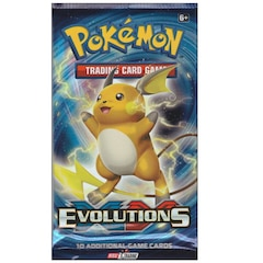 Pokémon:  XY Evolutions Booster Booster Pack