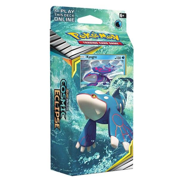 Pokémon TCG: Sun & Moon--Cosmic Eclipse 1 of 2 Assorted Theme Decks