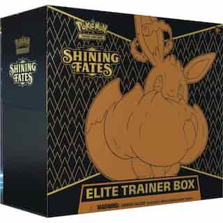 POKÉMON TCG: SHINING FATES ELITE TRAINER BOX