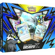 Pokémon TCG: Single/Rapid Strike Urshifu V Box