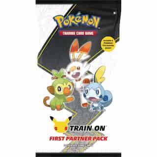 Pokémon TCG: First Partner Pack (Galar)