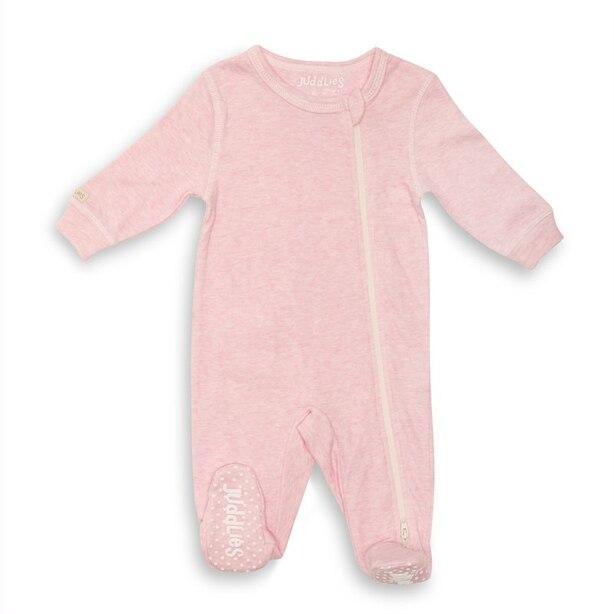 Juddlies Sleeper Pink Fleck, M 6-12 Months