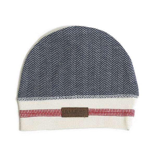 Juddlies Cottage Collection Beanie - Lake Blue - Brand New Baby