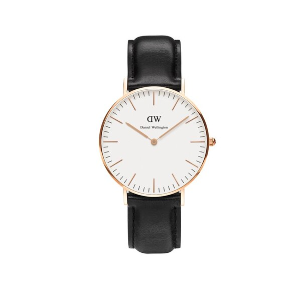 Daniel Wellington Classic Collection, Sheffield - Rose Gold, 36mm Watch