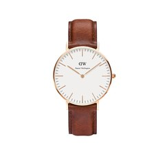 Daniel Wellington Classic Collection, St. Mawes - Rose Gold, 36mm Watch