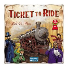 Jeu Ticket To Ride