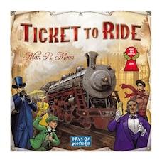 Jeu Ticket To Ride