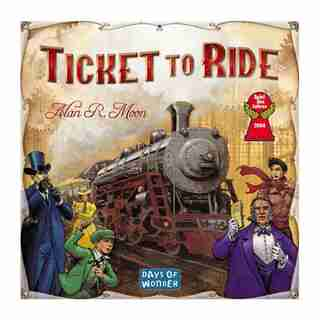 Ticket To Ride® Board Game