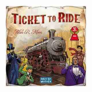 Days of Wonder® Ticket To Ride® Board Game