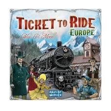 Jeu Ticket to Ride – Europe