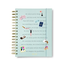Kate Spade New York 2020-2021 17-Month Large Planner She Statement