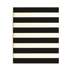 Kate Spade New York® Spiral Notebook - Black Stripe