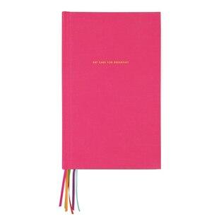Kate Spade New York® Linen Journal - Pink