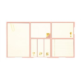 Kate Spade New York® Sticky Note Set - Assorted Gold
