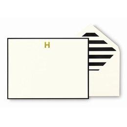 Kate Spade New York® Monogram Cards - H