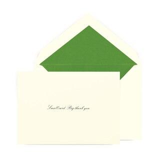 Kate Spade New York® Small Card Big Thank You Notecards