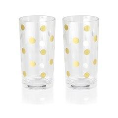 Kate Spade New York® Acrylic Glasses, Highball Fancy
