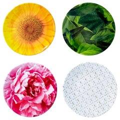 Kate Spade New York® Melamine Tidbit Plates – Set of 4