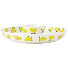 Kate Spade New York© Lemon Melamine Chip & Dip
