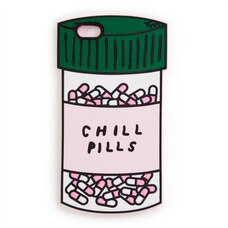 ban.do silicone iPhone 7 case chill pill