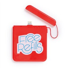 BAN.DO BACK ME UP! MOBILE CHARGER - FREE REFILLS