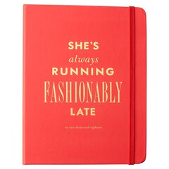 2017-2018 17 Month Kate Spade New York Medium Planner - Fashionably Late