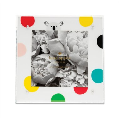 Kate Spade New York Picture Frame Hey Baby By Kate Spade New York