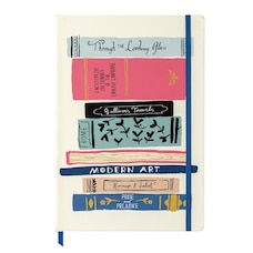 KATE SPADE NEW YORK LEATHERETTE LARGE NOTEBOOK CLASSICS