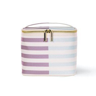 KATE SPADE NEW YORK® LUNCH TOTE - TWO TONE STRIPES
