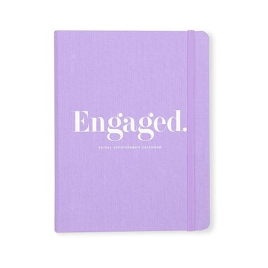kate spade new york engaged bridal appointment calendar